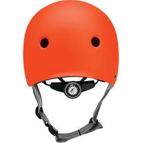 Electra Solid Color Bike Helmet tangerine matte